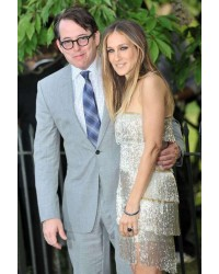 Sarah Jessica Parker shows how to wear the Gatsby look right