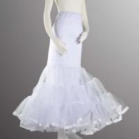 Mermaid Drop Waist Petticoat