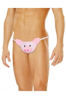 Mens Pig Pouch Sensual Elegance Fashion, Lingerie and Shoes Women's Sexy Clothing & Lingerie - Clubwear, Plus Size Clothing & Accessories