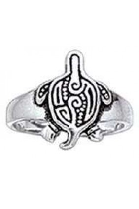 Aboriginal Turtle Silver Toe Ring Sensual Elegance Fashion, Lingerie and Shoes Women's Sexy Clothing & Lingerie - Clubwear, Plus Size Clothing & Accessories