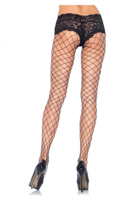Diamond Fence Net Boyshort Pantyhose  - Pack of 3 at Sensual Elegance Fashion, Lingerie and Shoes, Women's Sexy Clothing & Lingerie - Clubwear, Plus Size Clothing & Accessories