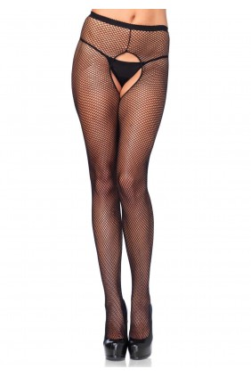 Fishnet Crotchless Pantyhose  - Pack of 3 Sensual Elegance Fashion, Lingerie and Shoes Women's Very Sexy Lingerie & Clothing - Clubwear, Bridal Lingerie & Plus Size Lingerie