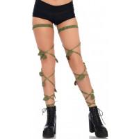 Poison Ivy Leg Wraps
