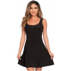 Basic Womens Skater Dress Sensual Elegance Sexy Womens Lingerie & Clothing for All Sizes - Clubwear, Bridal & Plus Size Lingerie