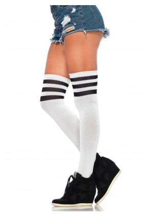 Rib Knit Thigh High Socks Sensual Elegance Fashion, Lingerie and Shoes Women's Sexy Clothing & Lingerie - Clubwear, Plus Size Clothing & Accessories