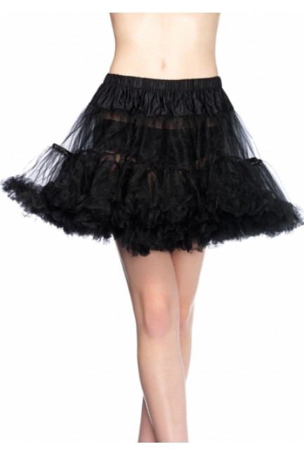 Layered Tulle Petticoat at Sensual Elegance Fashion, Lingerie and Shoes, Women's Sexy Clothing & Lingerie - Clubwear, Plus Size Clothing & Accessories