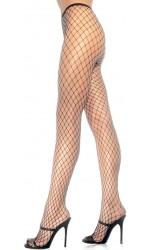 Diamond Fishnet Pantyhose - Pack of 3