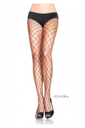 Fence Net Plus Size Black Pantyhose Pack of 3 Sensual Elegance Fashion, Lingerie and Shoes Women's Very Sexy Lingerie & Clothing - Clubwear, Bridal Lingerie & Plus Size Lingerie