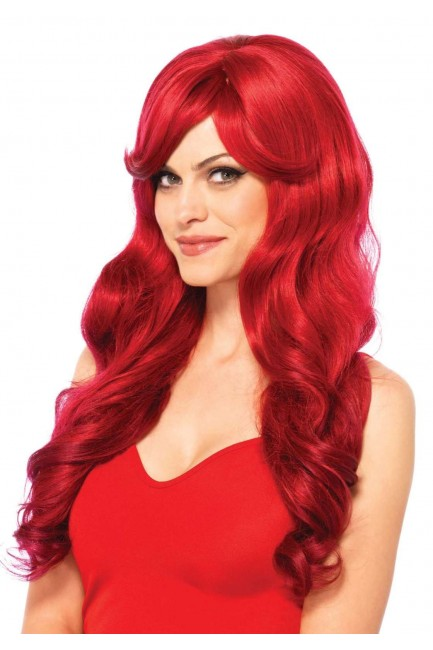 Extra Long Wavy Wig at Sensual Elegance Fashion, Lingerie and Shoes, Women's Sexy Clothing & Lingerie - Clubwear, Plus Size Clothing & Accessories