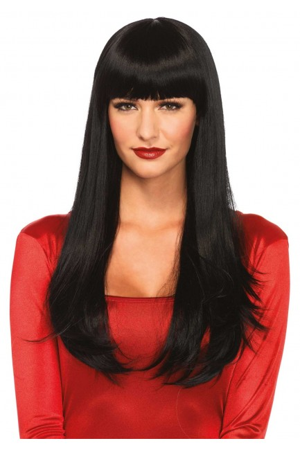 Banging Long Straight Wig at Sensual Elegance Fashion, Lingerie and Shoes, Women's Sexy Clothing & Lingerie - Clubwear, Plus Size Clothing & Accessories