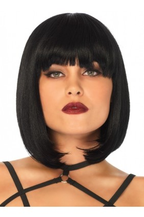 Short Natural Bob Wig Sensual Elegance Fashion, Lingerie and Shoes Women's Very Sexy Lingerie & Clothing - Clubwear, Bridal Lingerie & Plus Size Lingerie
