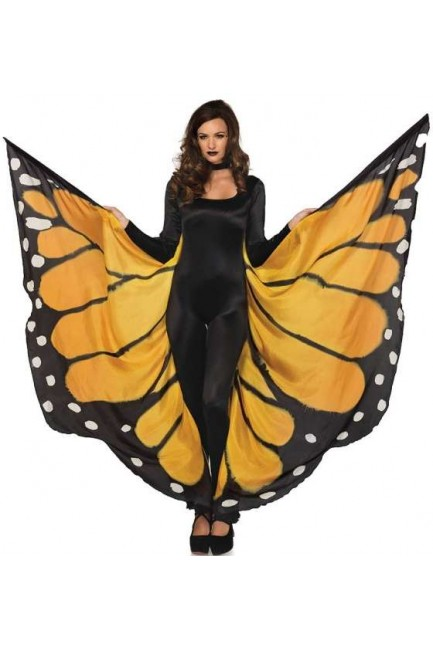 Monarch Butterfly Festival Wings at Sensual Elegance Fashion, Lingerie and Shoes, Women's Sexy Clothing & Lingerie - Clubwear, Plus Size Clothing & Accessories