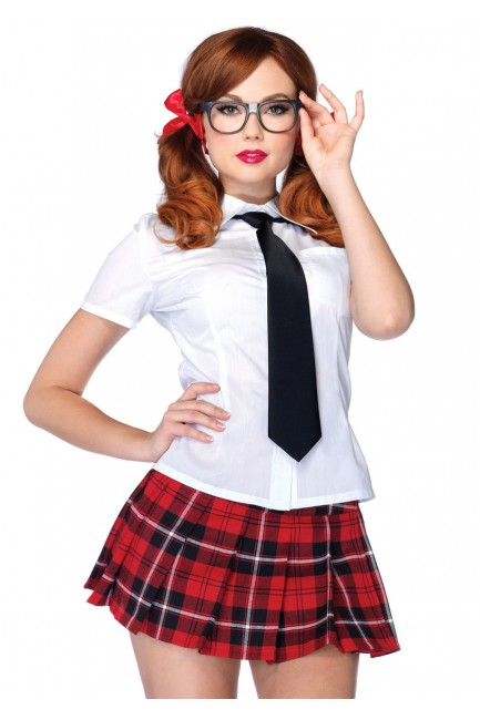 Private School Sweetie Costume at Sensual Elegance Fashion, Lingerie and Shoes, Women's Sexy Clothing & Lingerie - Clubwear, Plus Size Clothing & Accessories