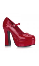 Dolly Red Platform Pump