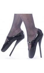 Ballet Extreme Black Mary Jane Shoe