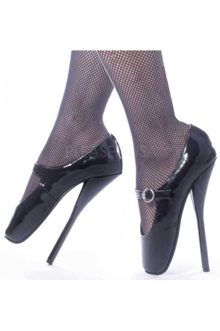 Ballet Extreme Black Mary Jane Shoe at Sensual Elegance Fashion, Lingerie and Shoes, Women's Sexy Clothing & Lingerie - Clubwear, Plus Size Clothing & Accessories