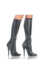 Domina High Heel Knee Boot