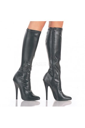 Domina High Heel Knee Boot Sensual Elegance Fashion, Lingerie and Shoes Women's Sexy Clothing & Lingerie - Clubwear, Plus Size Clothing & Accessories