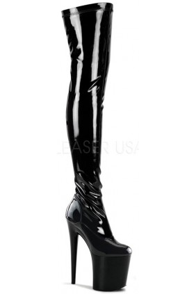 Flamingo 8 Inch Heel Thigh High Platform Boot Sensual Elegance Fashion, Lingerie and Shoes Women's Sexy Clothing & Lingerie - Clubwear, Plus Size Clothing & Accessories