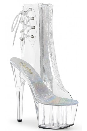Clear Platform Adore Ankle Boot Sensual Elegance Fashion, Lingerie and Shoes Women's Sexy Clothing & Lingerie - Clubwear, Plus Size Clothing & Accessories