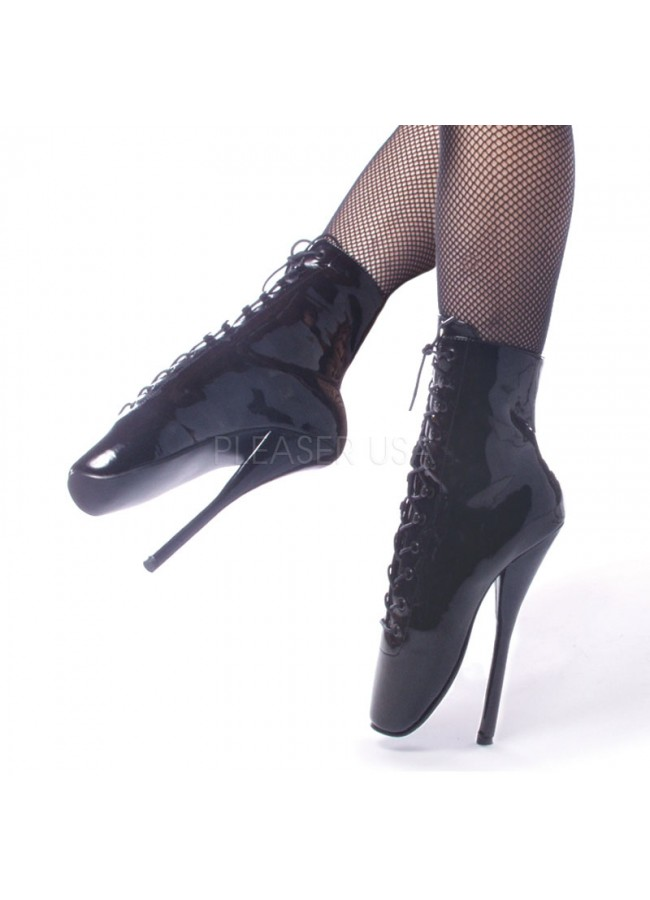 4d299978bb51 Ballet Lace Up Extreme Granny Boots at Sensual Elegance Fashion