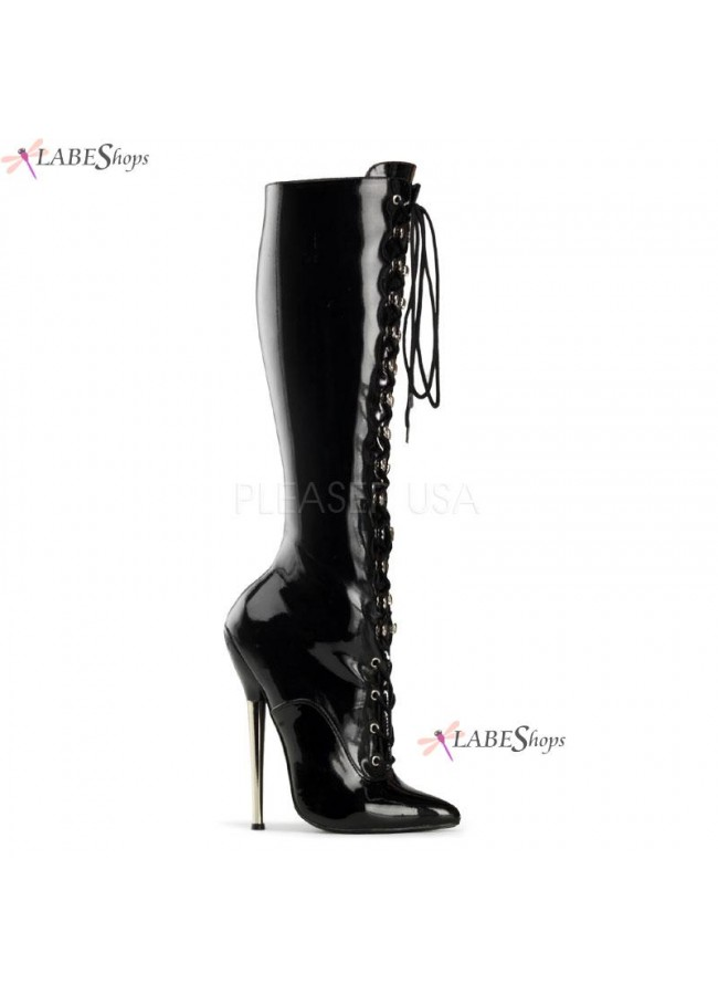 dec1132aff0 ... Dagger 3000 Thigh High Faux Leather Boot at Sensual Elegance Fashion