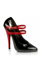 Mary Jane Domina 6 Inch High Heel Pump