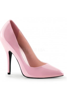 Baby Pink 5 Inch Heel Seduce Stiletto Pump Sensual Elegance Fashion, Lingerie and Shoes Women's Sexy Clothing & Lingerie - Clubwear, Plus Size Clothing & Accessories